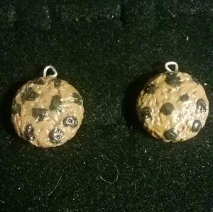 Jewelry - Cookie earrings